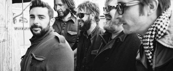 Show Preview: Band of Horses at the Township – 5/3