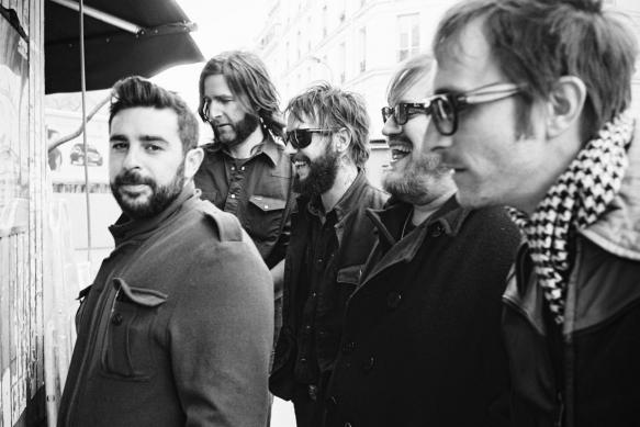 Show Preview: Band of Horses at the Township - 5/3