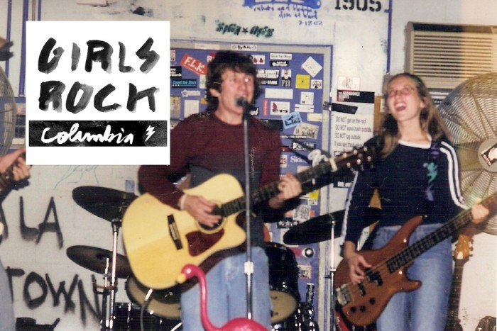 Why I'm Rocking for 'Girls Rock Columbia' — By a Guy from the Columbia Scene