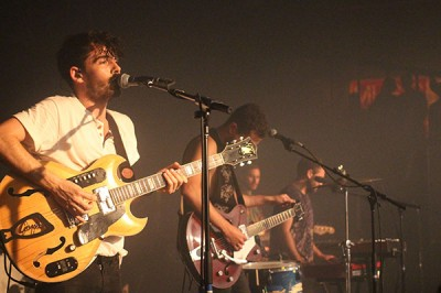 [Show Journal] Local Natives Finally Made it to Charleston
