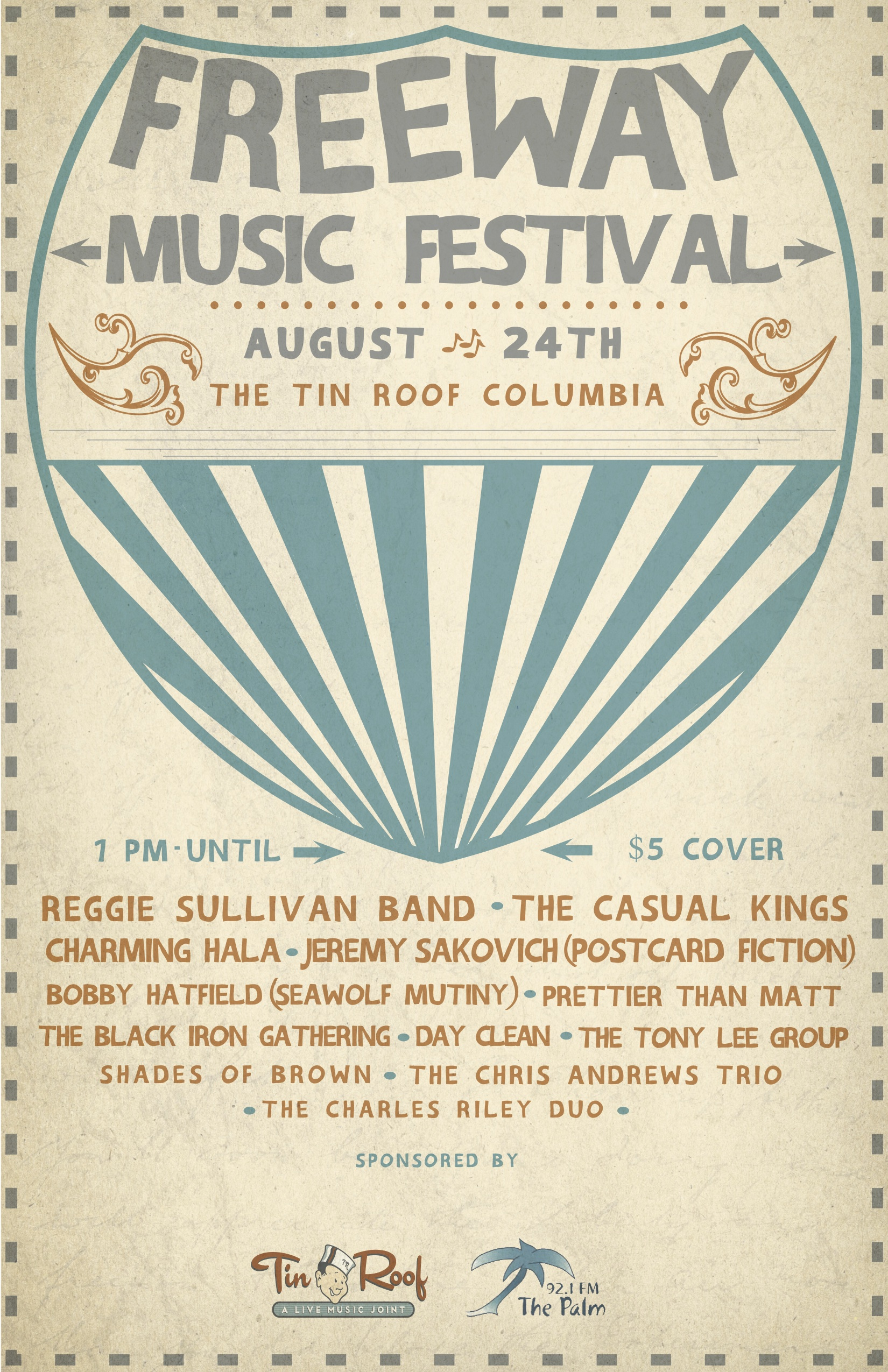 Freeway Music Festival at the Heart of the Scene