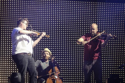 [Show Review] Mumford and Sons at Charter Amphitheater