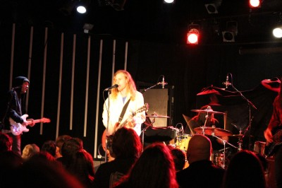[Photos] Against Me! at the Handlebar, Greenville, SC 01.16.14