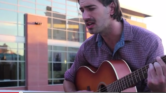 [Video] Johnny Delaware Acoustic at Adluh