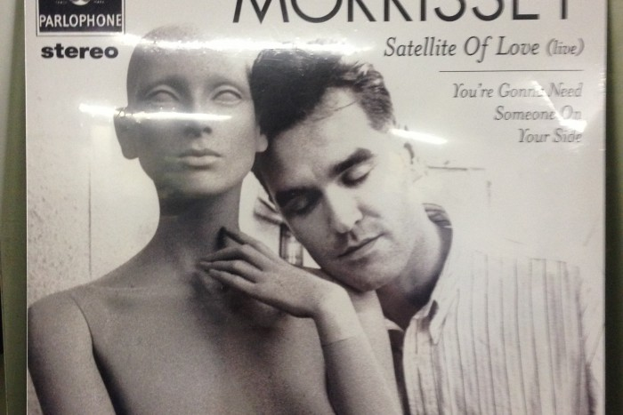 [Enter to Win] Morrissey-Your Arsenal Vinyl Reissue