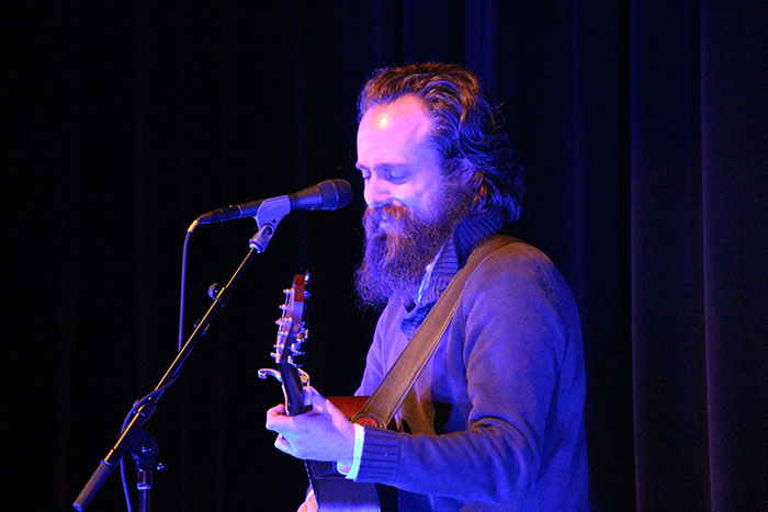 Iron & Wine Headline Acoustic Evening at Charleston Music Hall