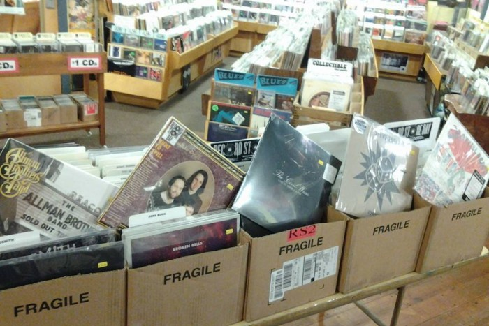 Record Store Day Around the State