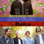 Conor Oberst + Dawes at Charleston Music Hall