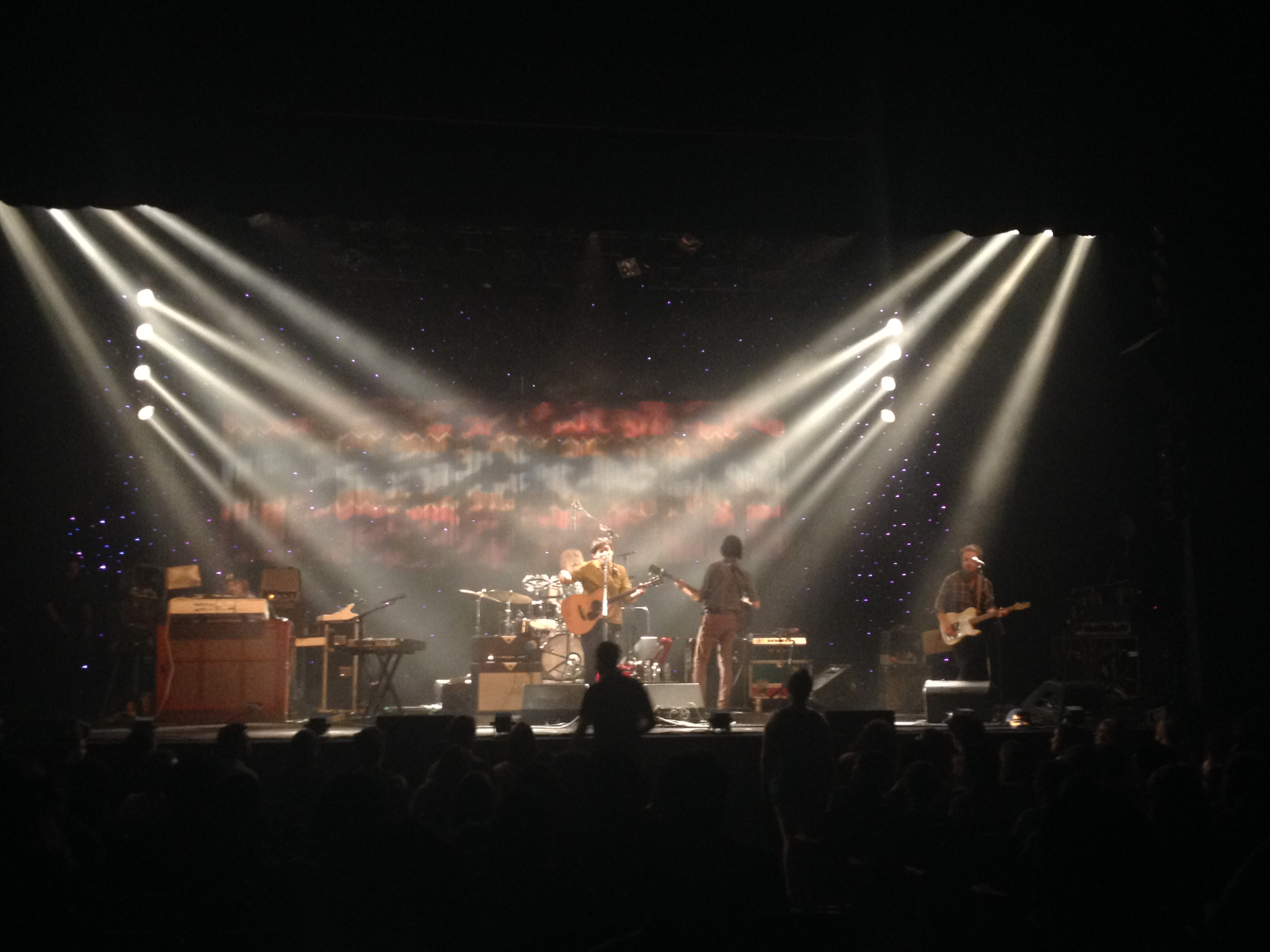Show Review: Conor Oberst + Dawes at Charleston Music Hall