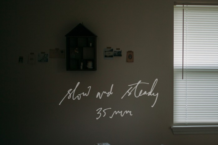 Stream Slow and Steady's Debut Track