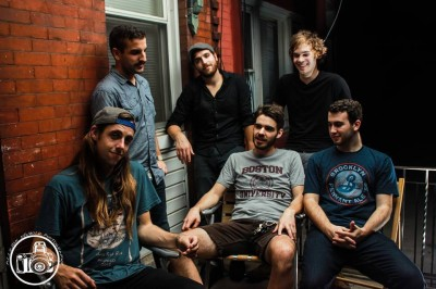 Q&A with Sean Huber of Steady Hands and Modern Baseball