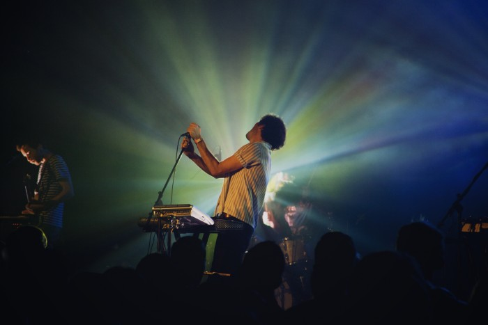 Show Review: Washed Out Open Music Farm Columbia