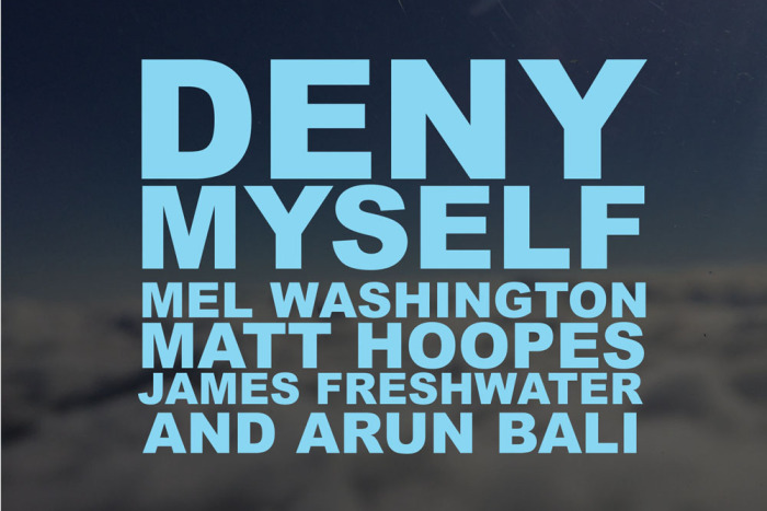 "[Premiere] Mel Washington Takes on Bazan's ""Deny Myself"""