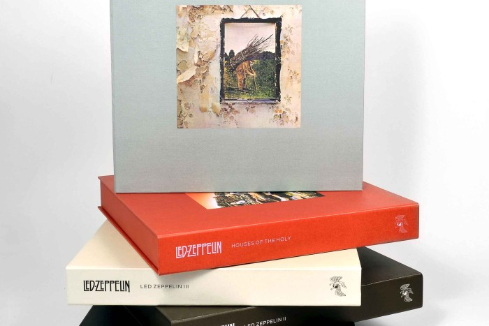 Led Zeppelin Super Deluxe Holiday Giveaway