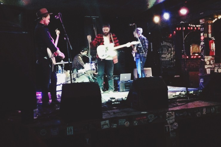 Show Review: Knox Hamilton w/ Ghosts of the Kodiak
