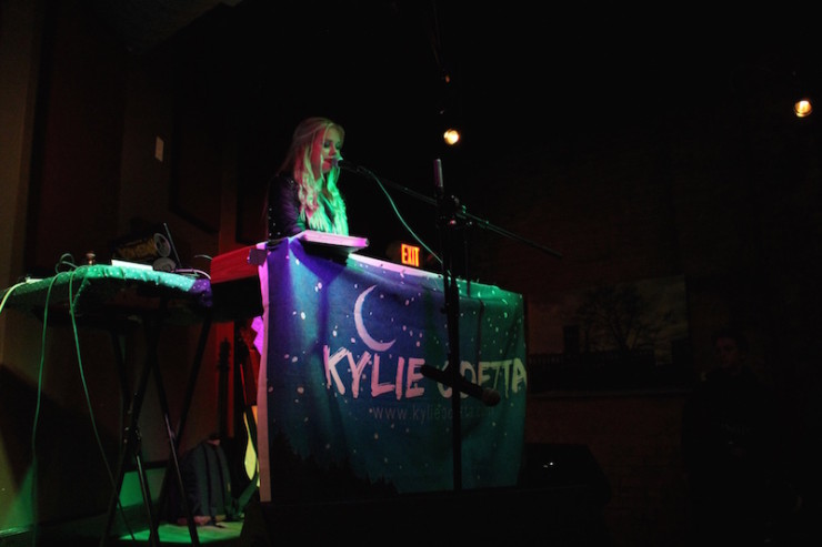 Review with Q&A: Kylie Odetta and Phil Barnes play Moe Joe's Coffee and Music House in downtown Greenville
