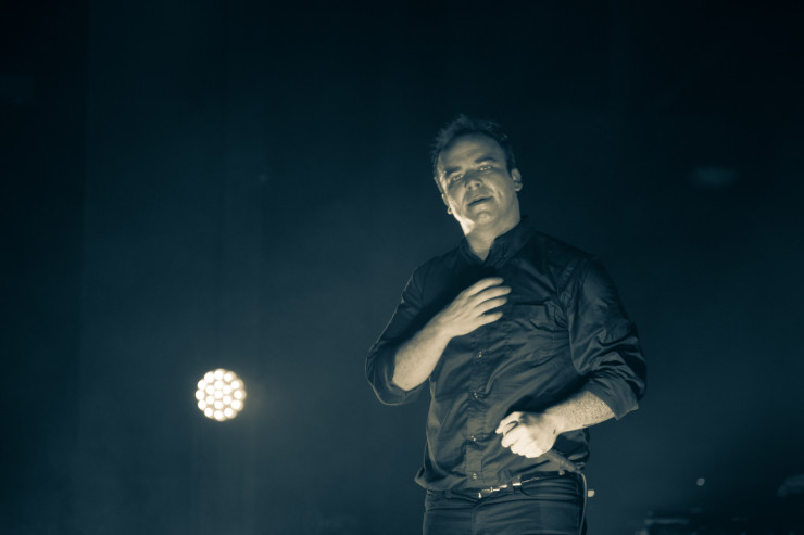 [Photos] Future Islands Visit Music Farms