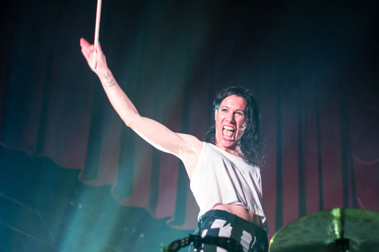 [Show Review] Matt & Kim w/ WATERS at The Orange Peel