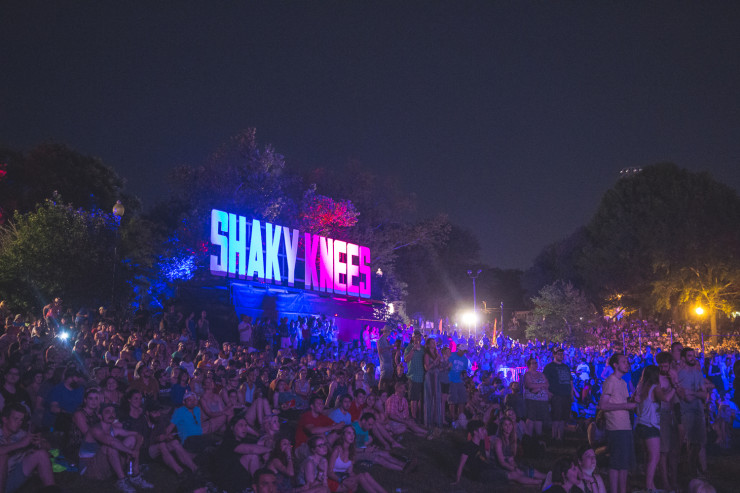 Shaky Knees 2015 Lets the Good Vibes Roll