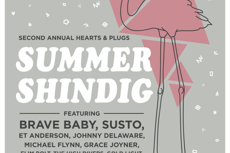 Brave Baby Headline H&P Summer Shindig