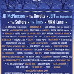 Fall for Greenville Debut 2015 Lineup