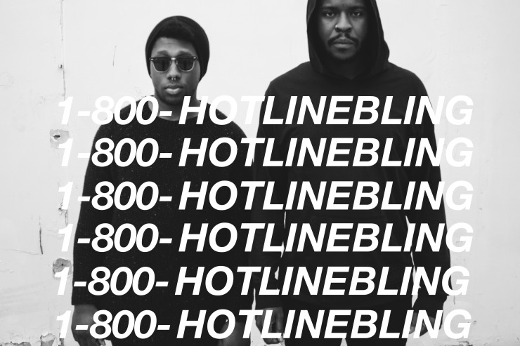 Mel Washington and Bakari Lebby Take on Hotline Bling in New Video