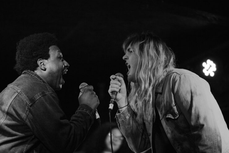 Photos: Sandcastles/Numbtongue/The Lovely Few/She Returns from War
