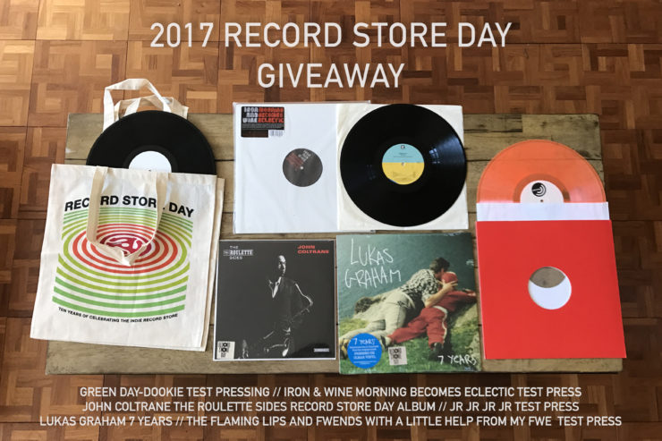 Enter to Win: Record Store Day Celebrates 10 Years