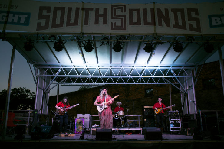The Journey to SouthSounds 2017