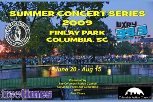 Finlay Park Summer Concert Series
